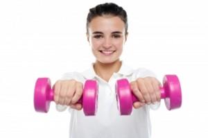 La rutina de ejercicios fue de menor a mayor intensidad en el tiempo. Ph Stockimage