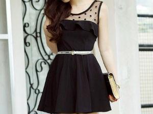 Un vestidito negro es sexy, elegante y queda perfecto en cualquier ocasión